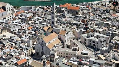 Bari Vecchia e la Cattedrale di San Sabino.