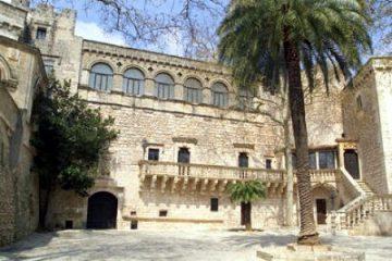 Castello di Carovigno (Brindisi).