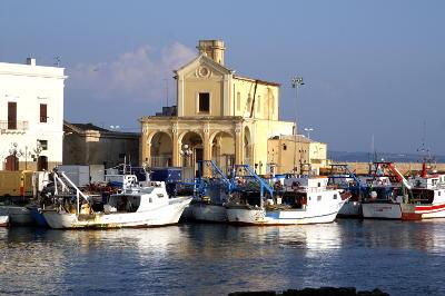 Chiesa del Canneto a Gallipoli.