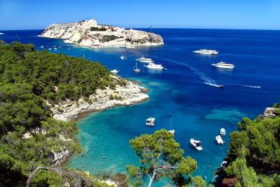Isole Tremiti in Puglia.