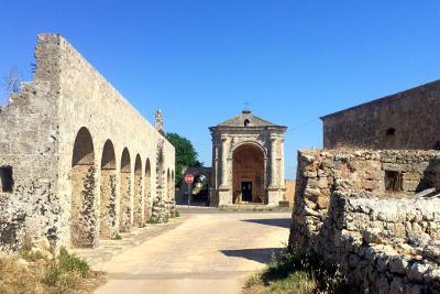 Leuca Piccola, Santa Maria di Leuca del Belvedere a Barbarano.