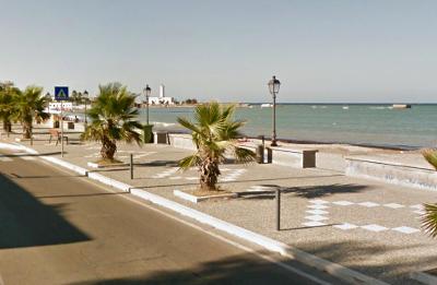 San Cataldo, il mare di Lecce.