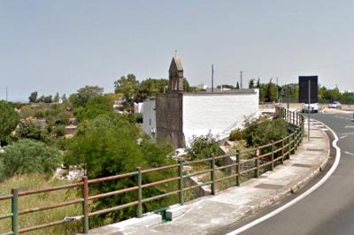 Chiesa della Madonna della Nova a Ostuni.