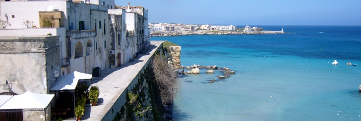 Otranto nel Salento, Puglia.