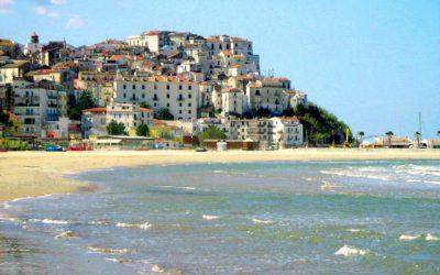 Rodi Garganico in Puglia nel Gargano.
