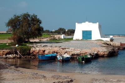 Savelletri di Fasano in Puglia, sul mare.