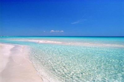 Le Maldive del Salento a Pescoluse.